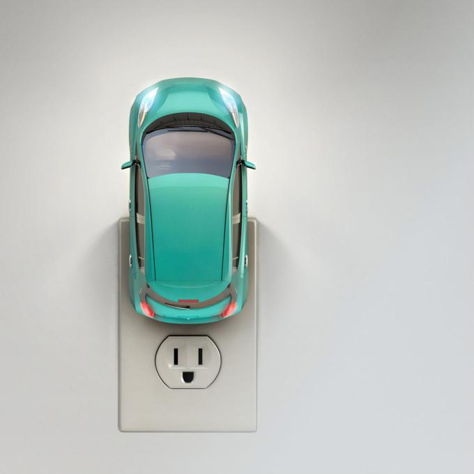 AEP Electric Car Messaging