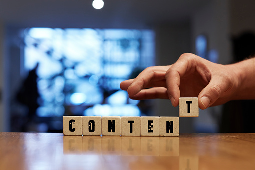 """A Content Writer Writes to Explain """"Content"""""""