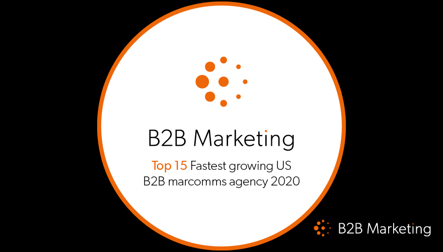 Top 15 Fastest Growing Marcomms Agency
