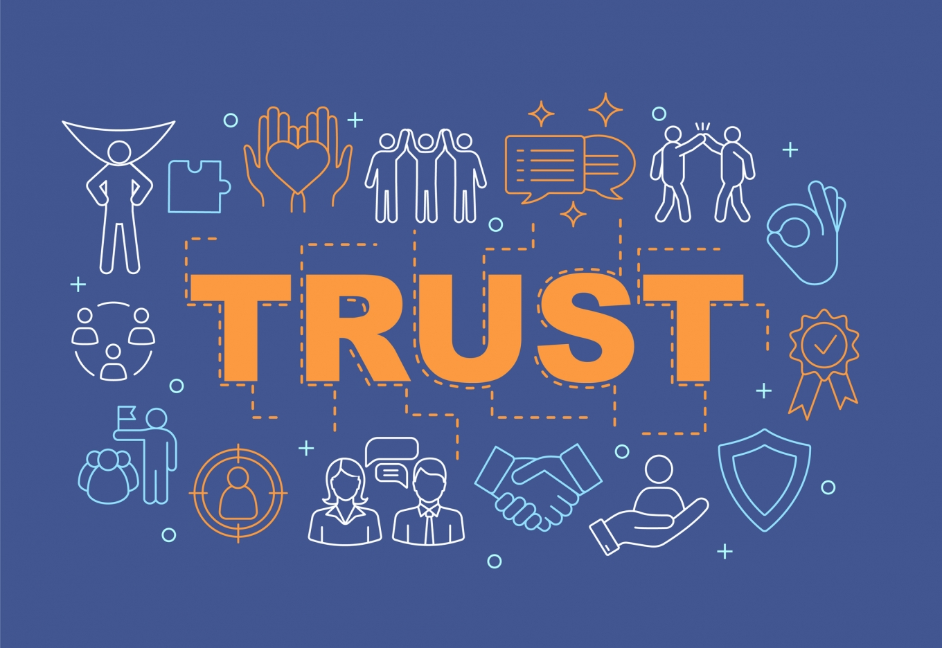 trust illustration